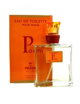 eau de toilette générique 100 ml pour femme by prady - 15112 poem
