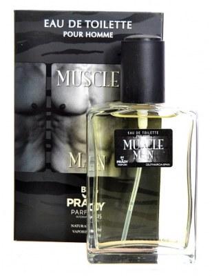 eau de toilette générique 100 ml pour homme by prady - 15093 muscle man
