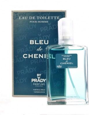eau de toilette générique 100 ml pour homme by prady - 14248 bleu de cheniel