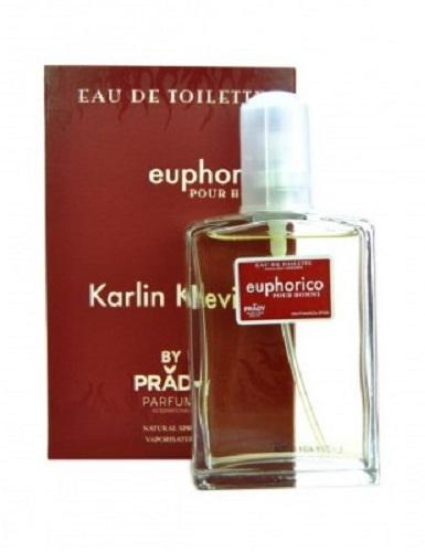eau de toilette générique 100 ml pour homme by prady - 37 euphorico