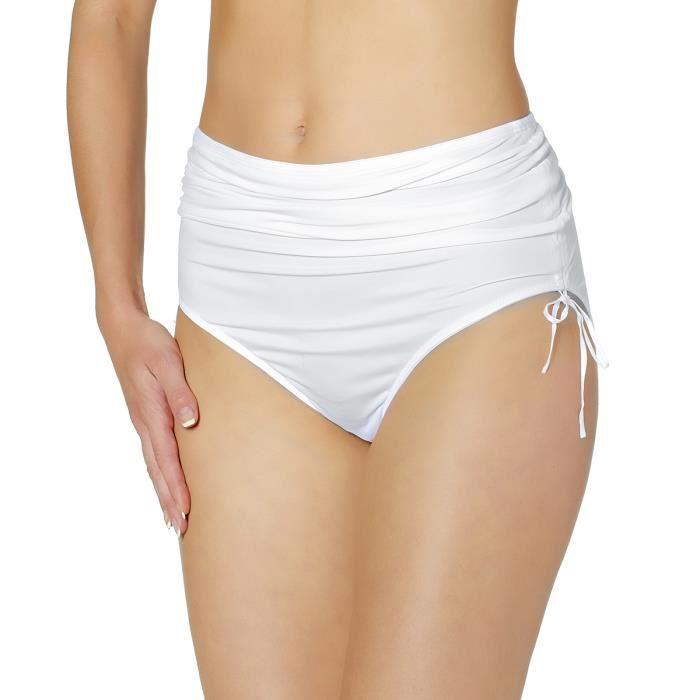 Culotte grossesse blanc au fil des mois lingerie billet Doux