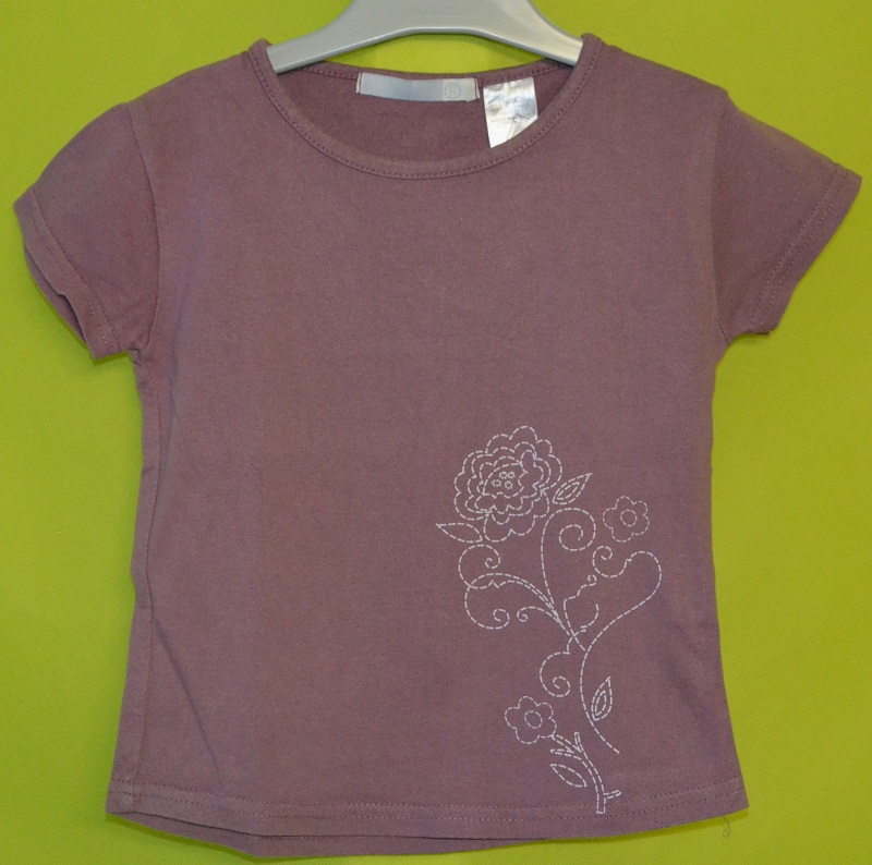 tee shirt fille 6 ans la redoute occasion