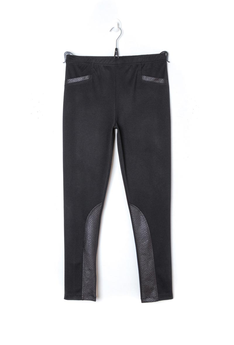 legging noir femme grande taille veti style 42 au 56
