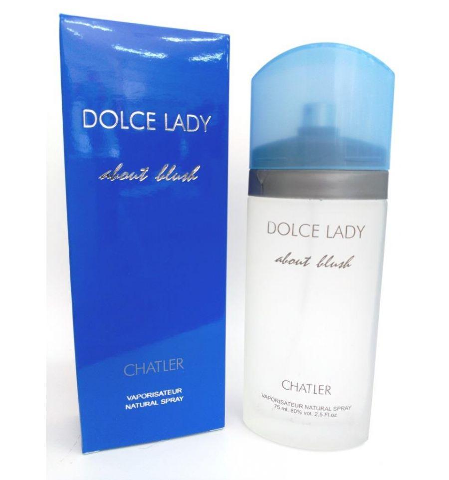 eau de parfum 183494 de chatler 100 ml pour femme