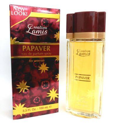 eau de parfum papaver de lamis 100 ml pour femme