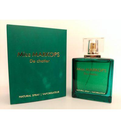 eau de parfum 107736 de chatler 100 ml pour femme