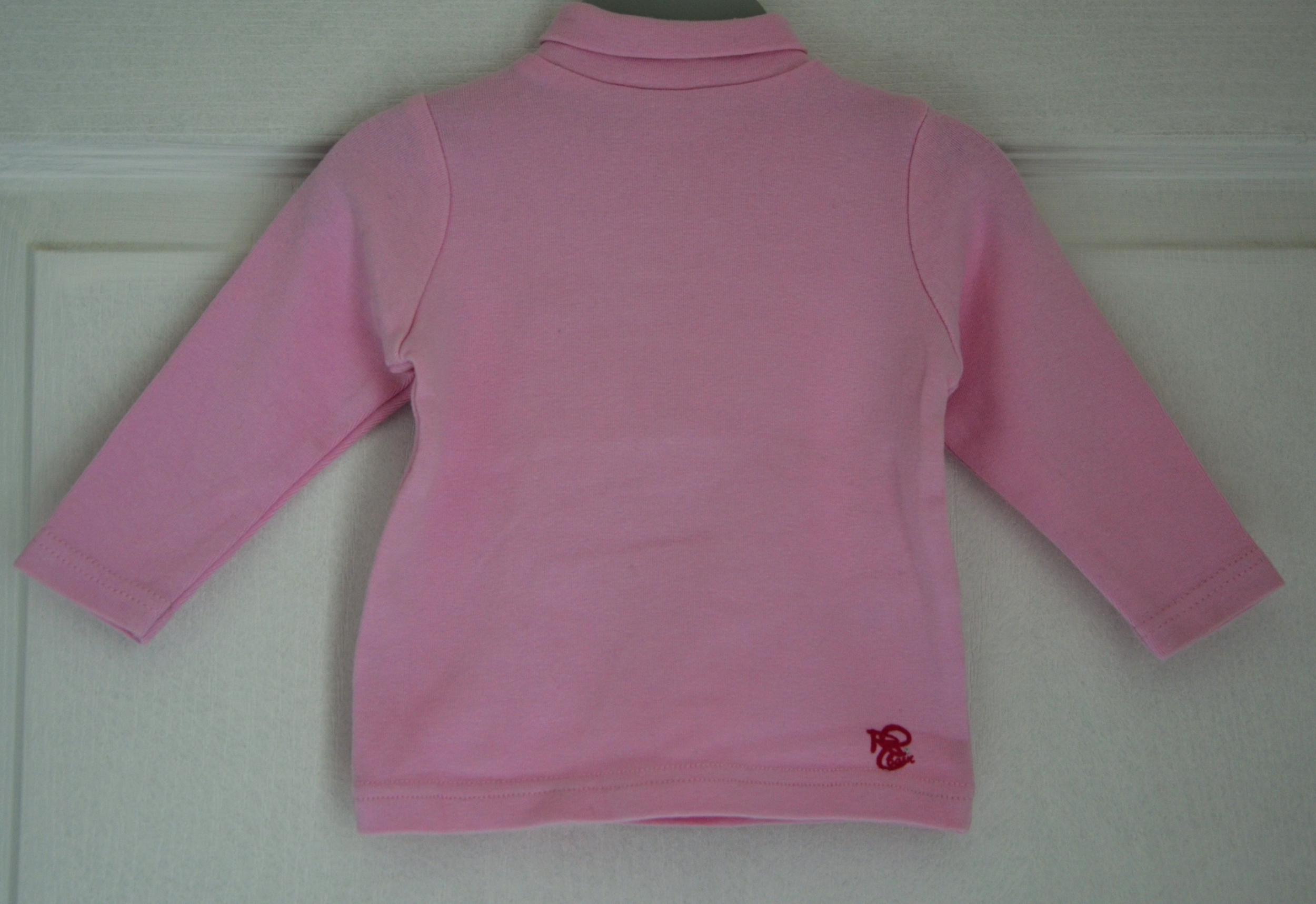 polo fille 6 mois orchestra rose