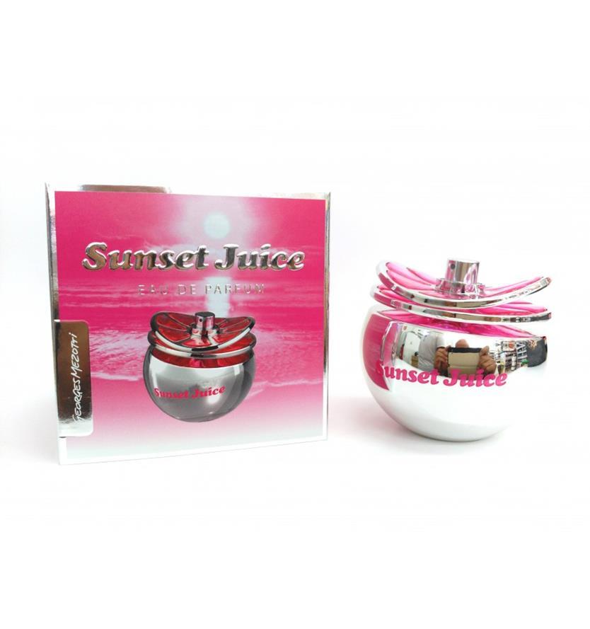 Parfum generique parfum Georges mezotti femme sunset juice