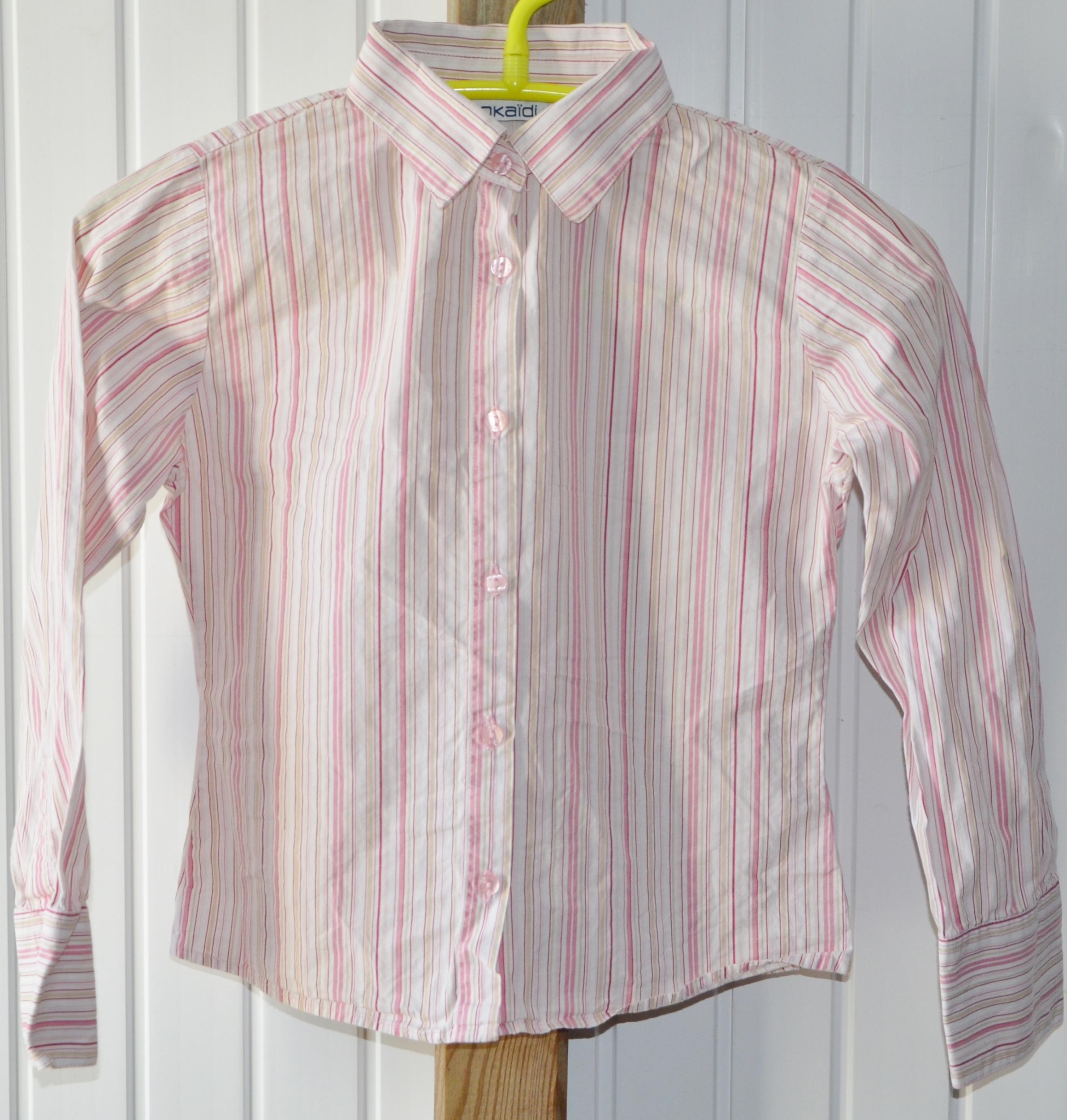 chemise okaidi 10 ans