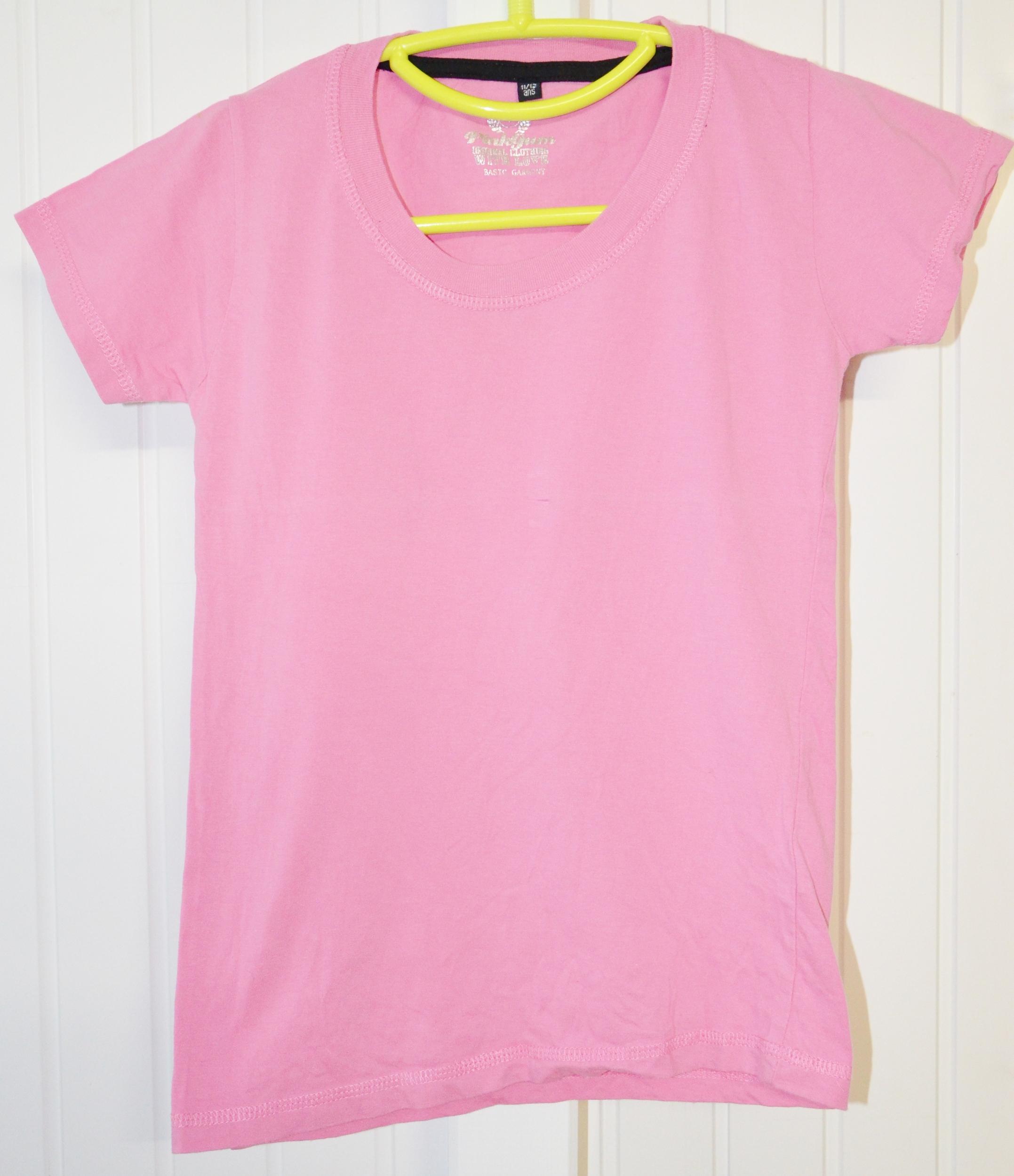 haut pink gum 11 ans
