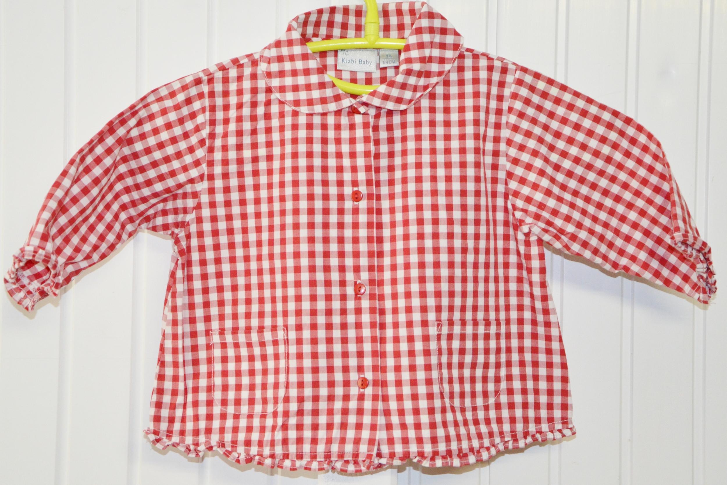 chemise kiabi baby 3 ans