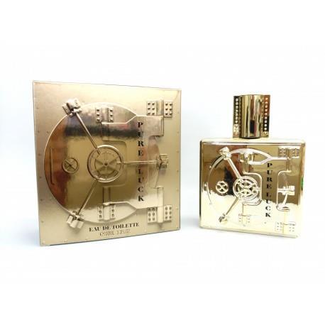 eau de parfum générique Pure Luck 100ml pour homme Linn Young