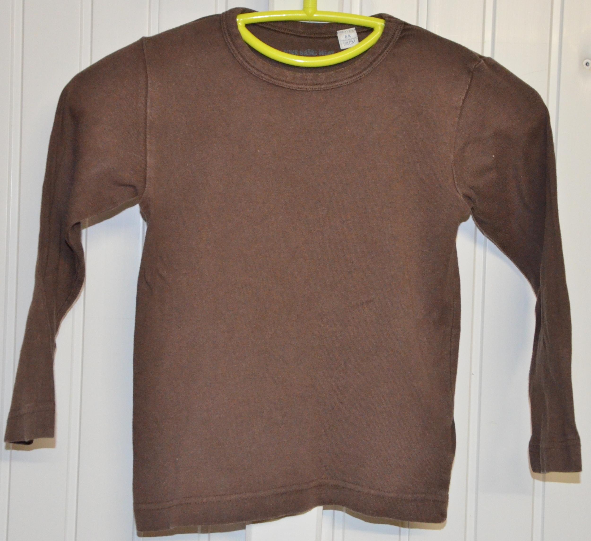 tee shirt 6 ans garçon your basic wear