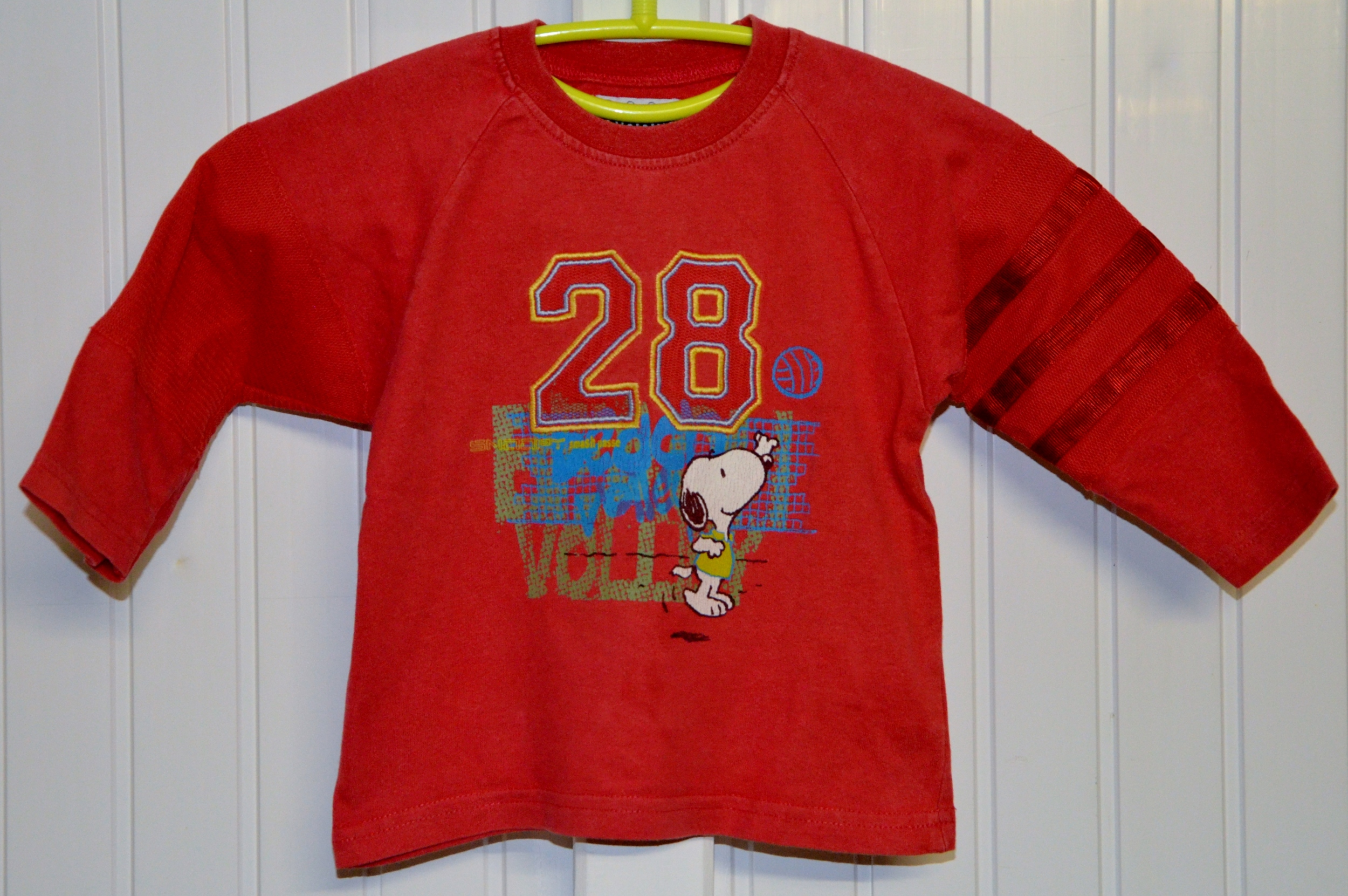 pull snoopy3 ans