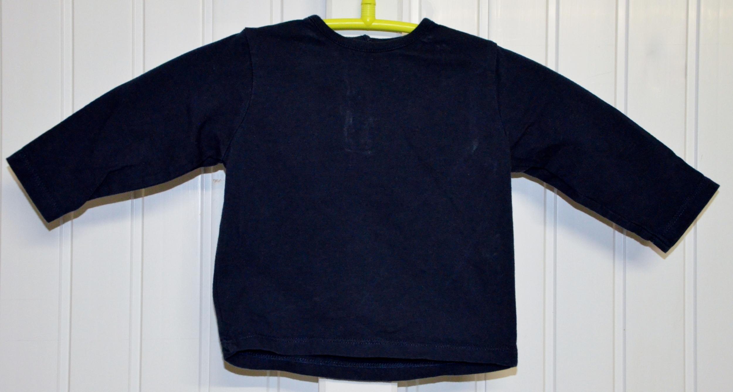 tee shirt kiabi kitchoun 9 mois