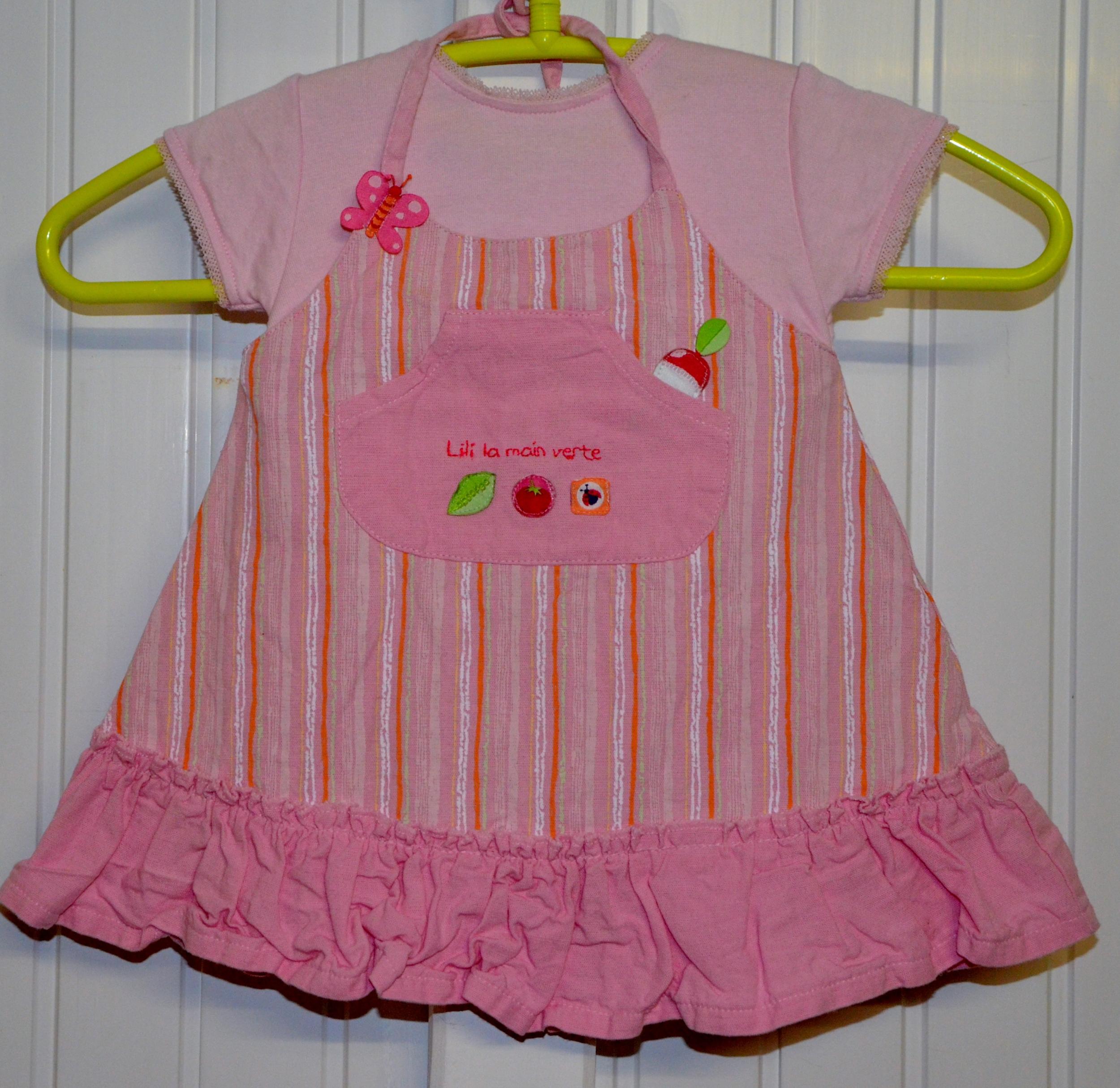 robe absorba 6 mois