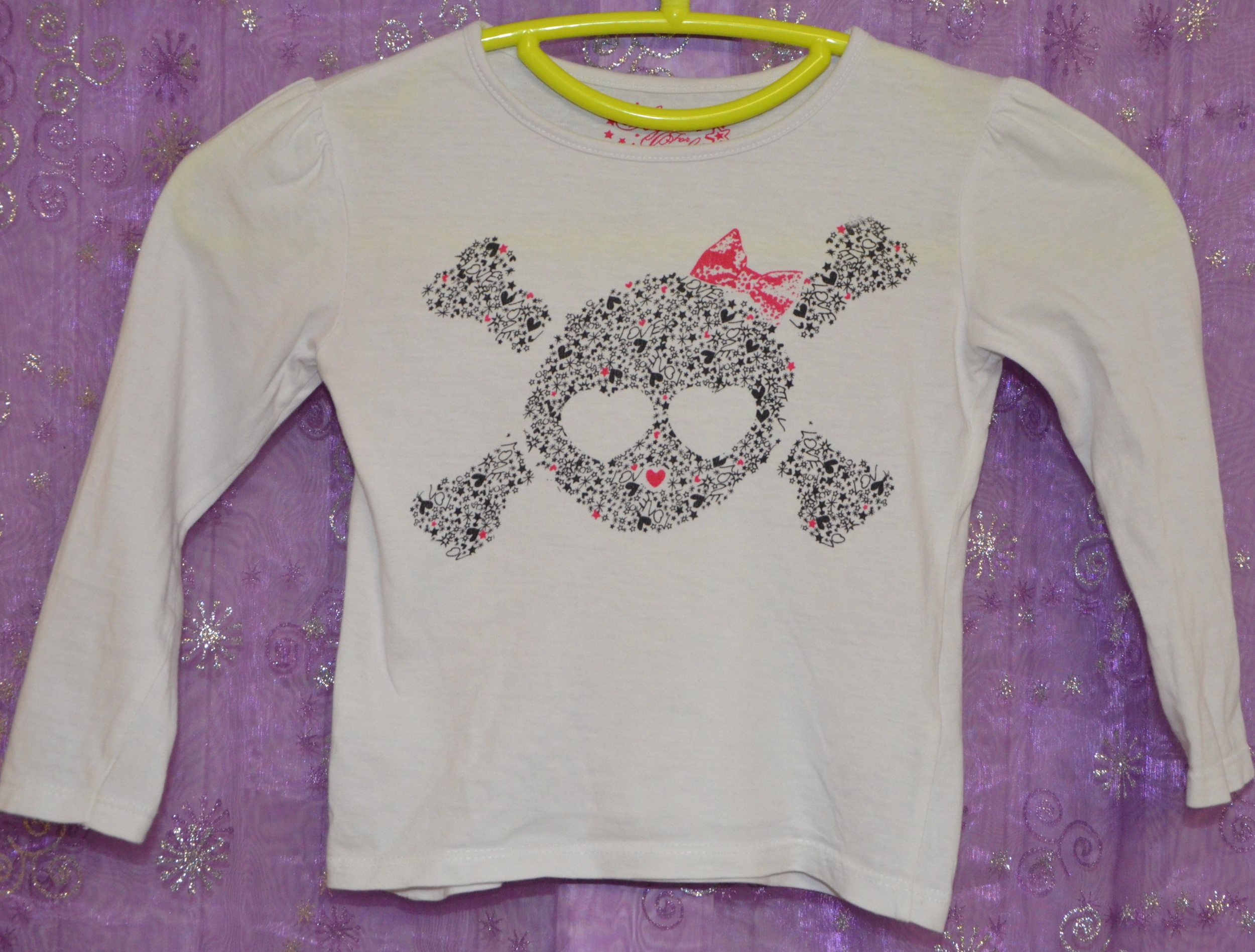 tee shirt in extenso 4 ans