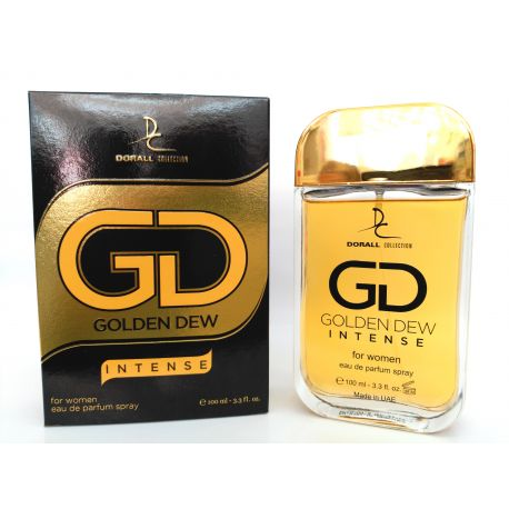 parfum dorall collection femme parfum generique golden new intense