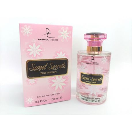 parfum dorall collection femme parfum generique sweet secrets