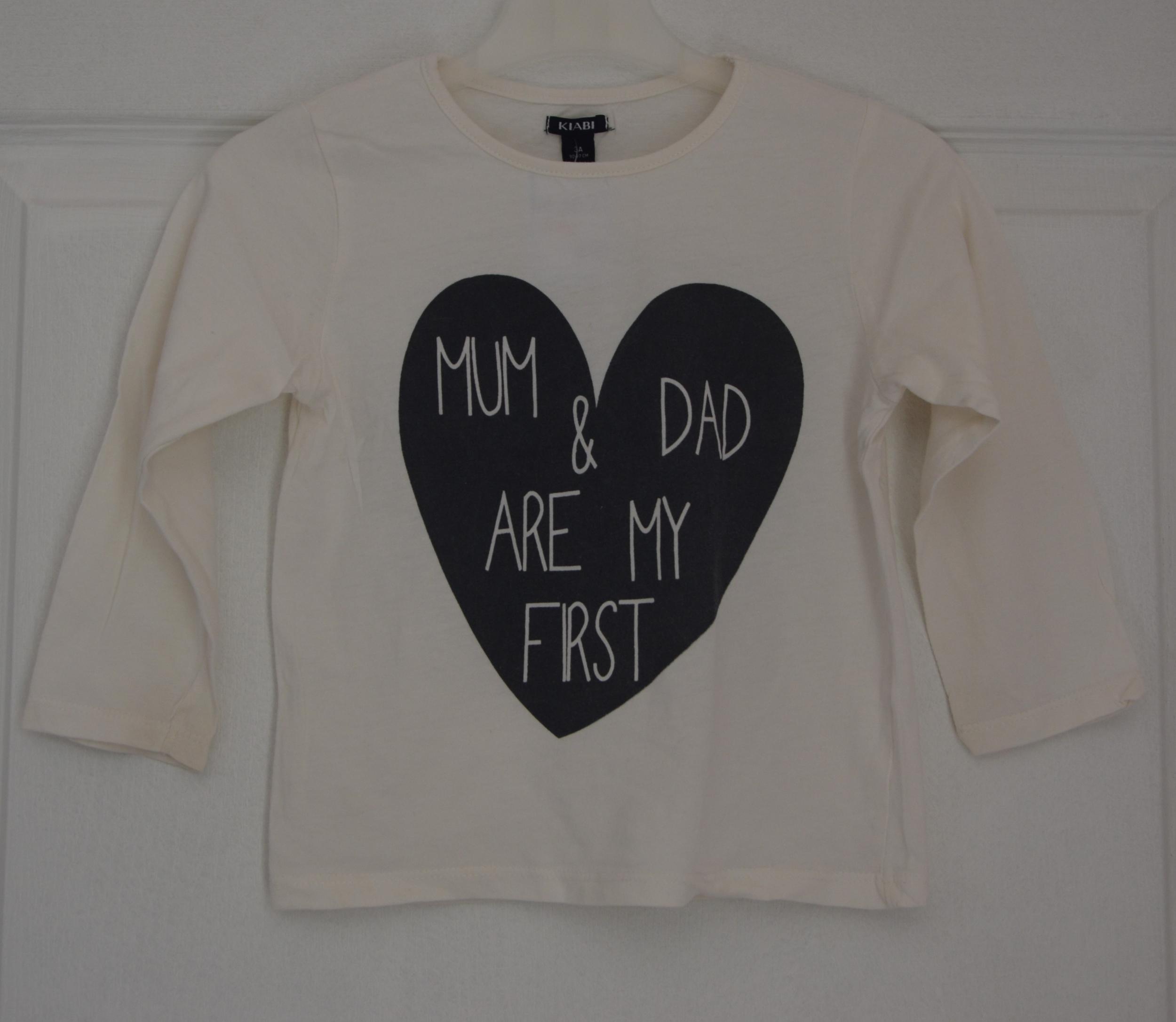 tee shirt fille 3 ans kiabi blanc
