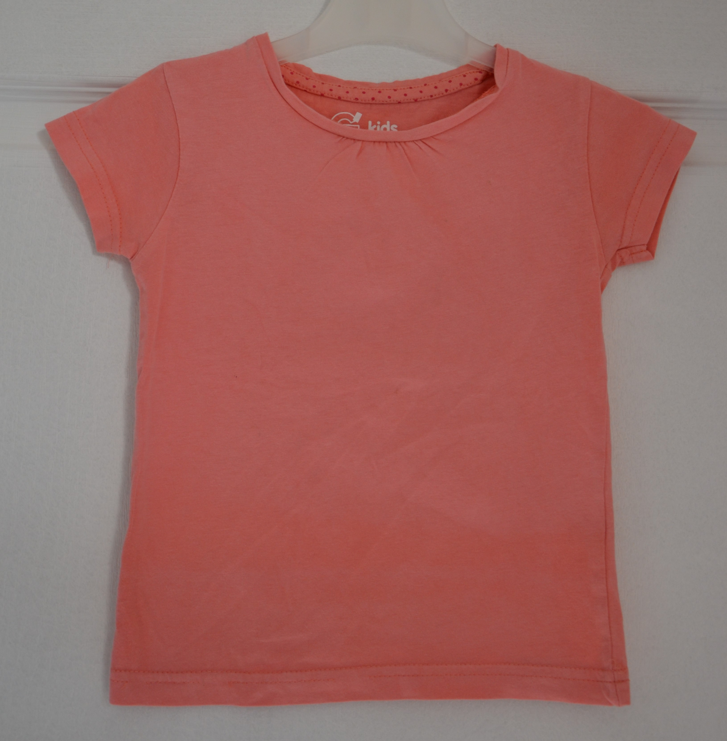 tee shirt rose fille 4 ans gémo