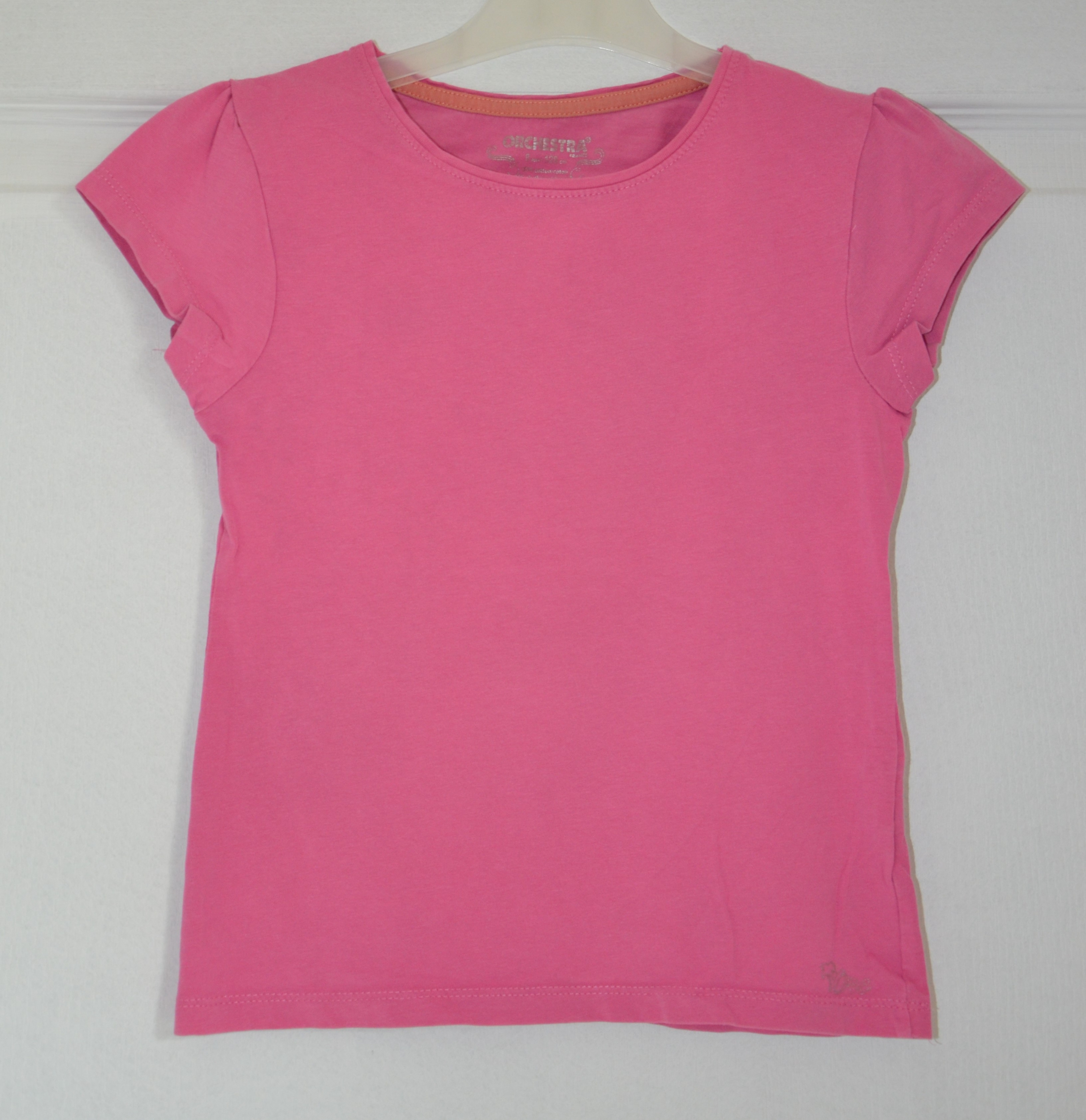 tee shirt rose fille 8 ans orchestra