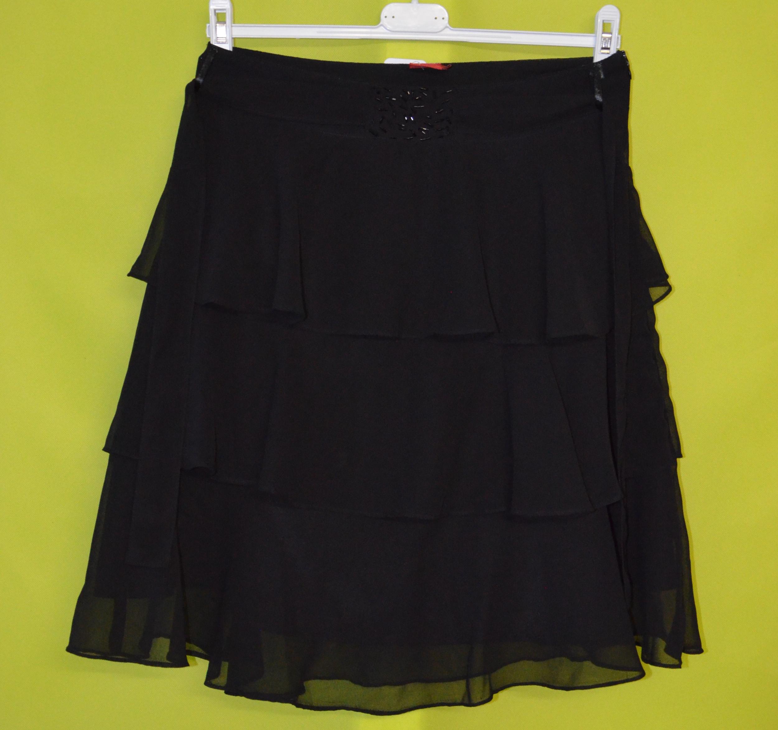 jupe noir femme taille 38 tissaia