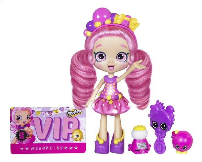 Shopkins poupee shopkins bubbleisha shoppie avec 2 mascottes