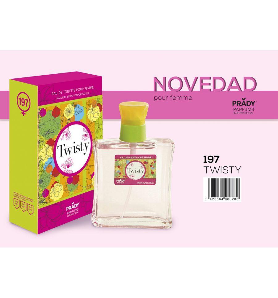Parfum generique femme parfum Prady twisty