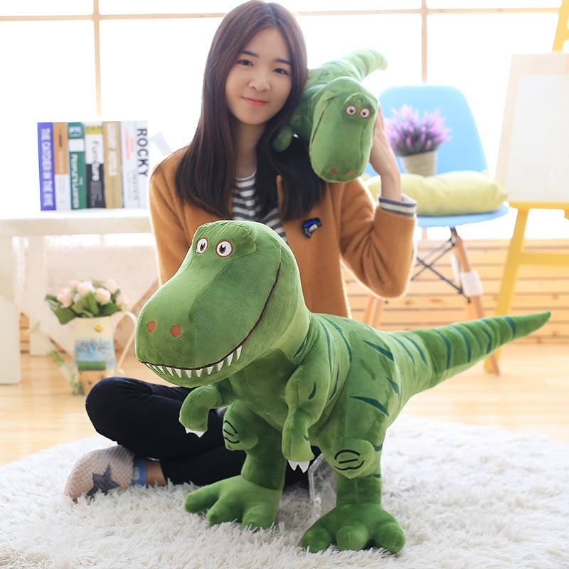 peluche dinosaure 40-55-70 coloris au choix MIAOOWA