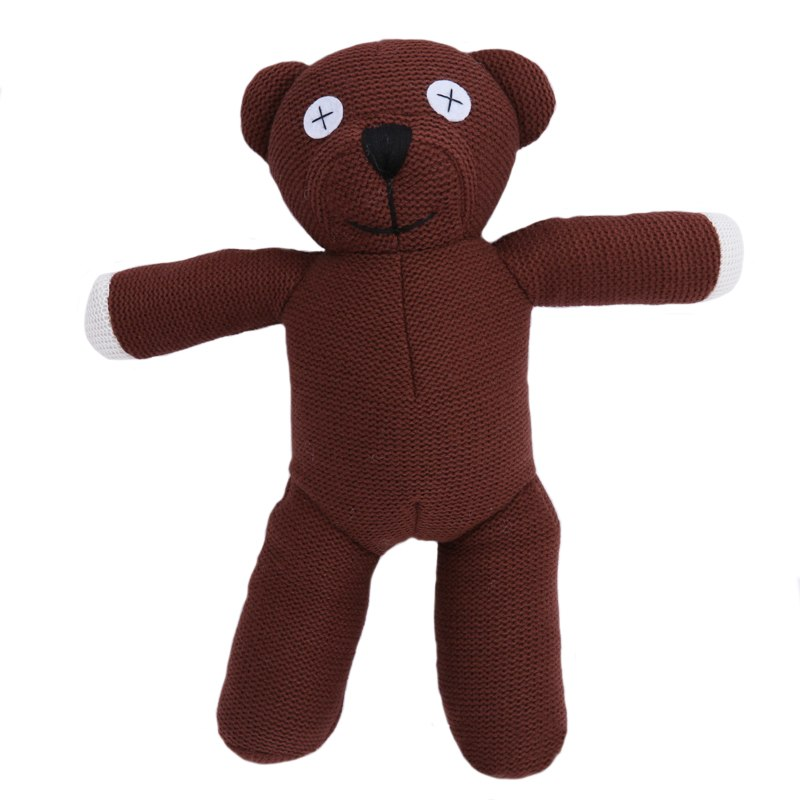 peluche ours de mr bean 35 cm MIAOOWA