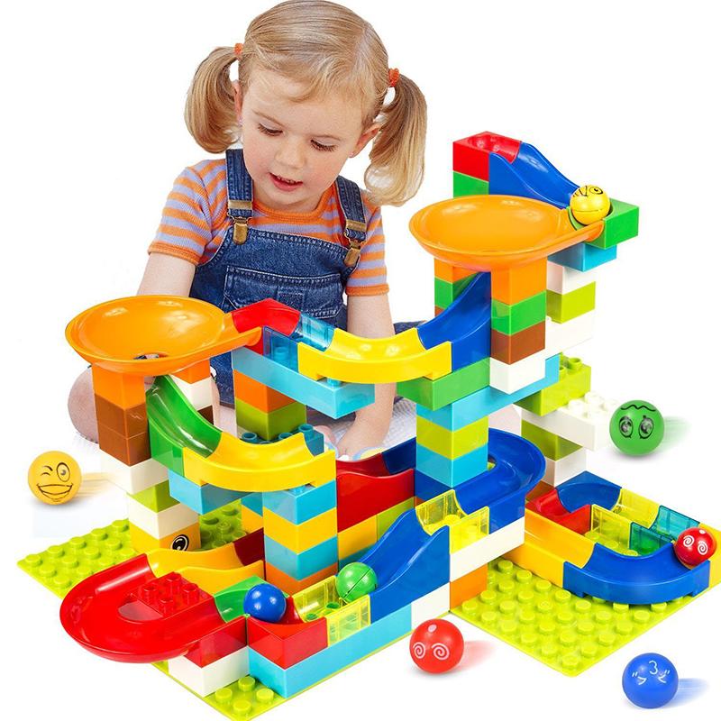blocs de construction type lego grande taille labyrinthe divers modeles KACUU