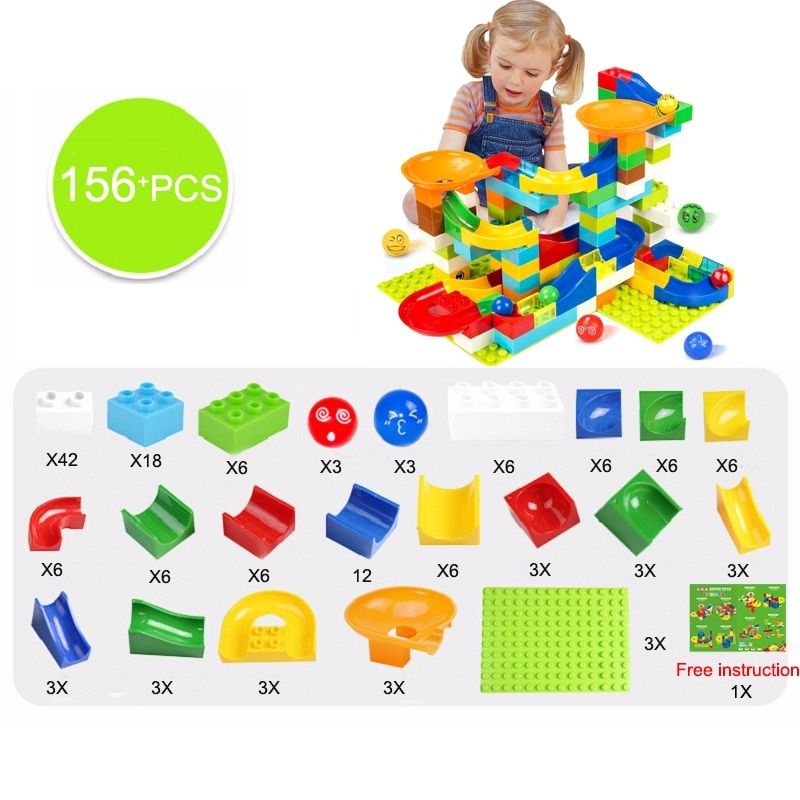 blocs de construction type lego grande grande grande taille labyrinthe divers modeles KACUU e0d8f8