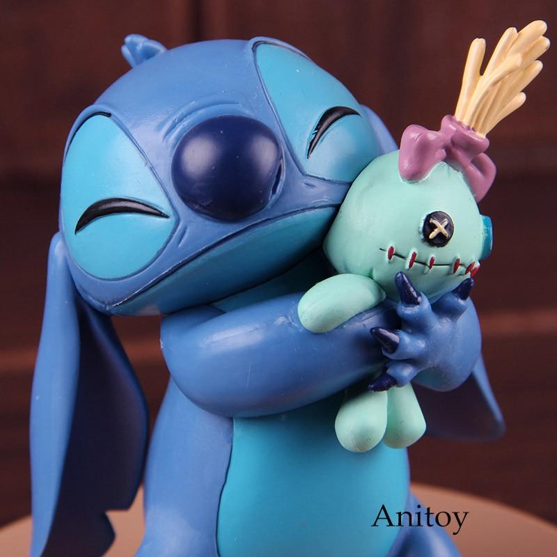Lilo-Stitch-Figure-D-action-Point-et-Scrump-Bonheur-Moment-B-te-Royaume-D-S-lectionnez