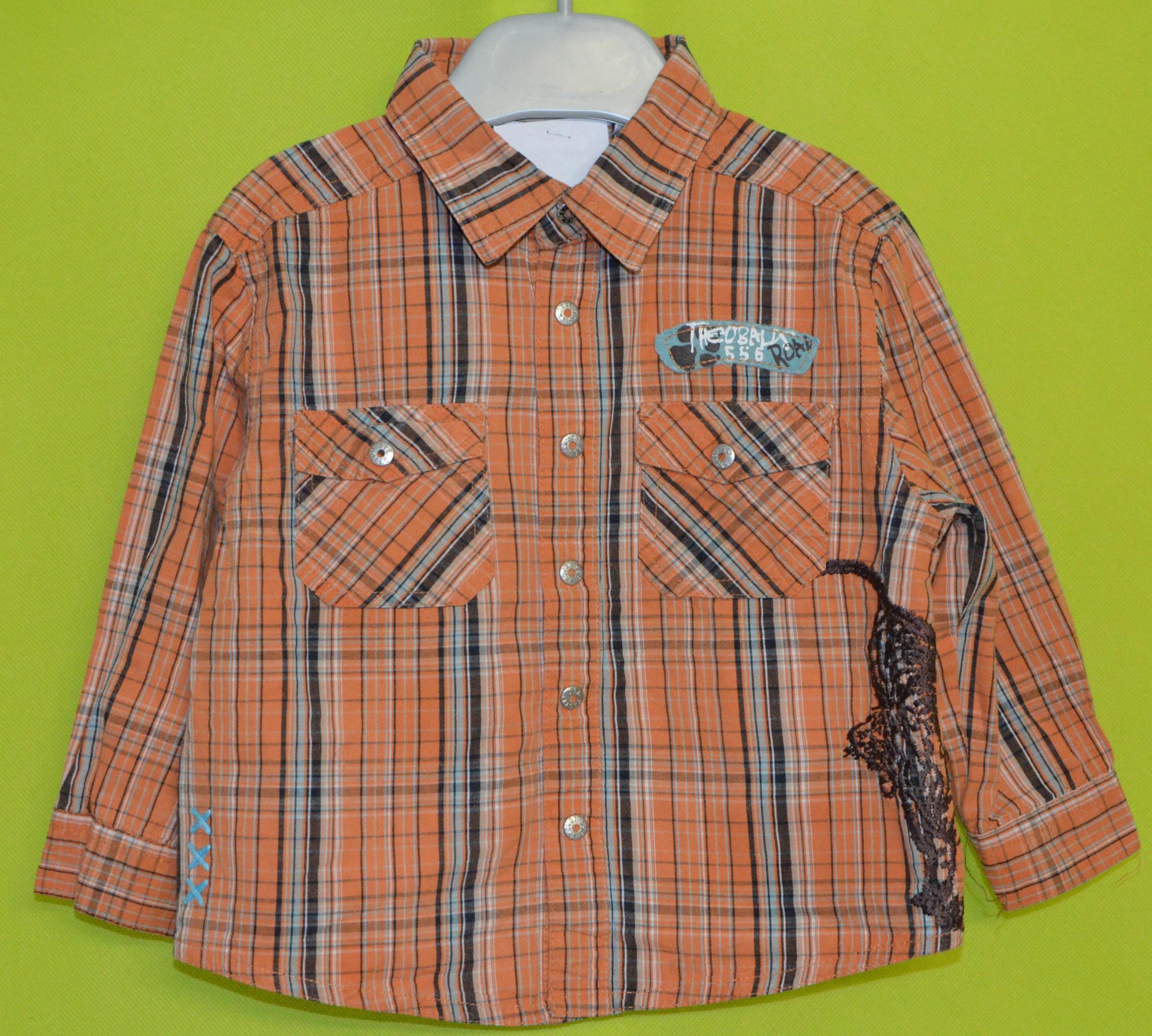 chemise kiabi kidkanai 24 mois