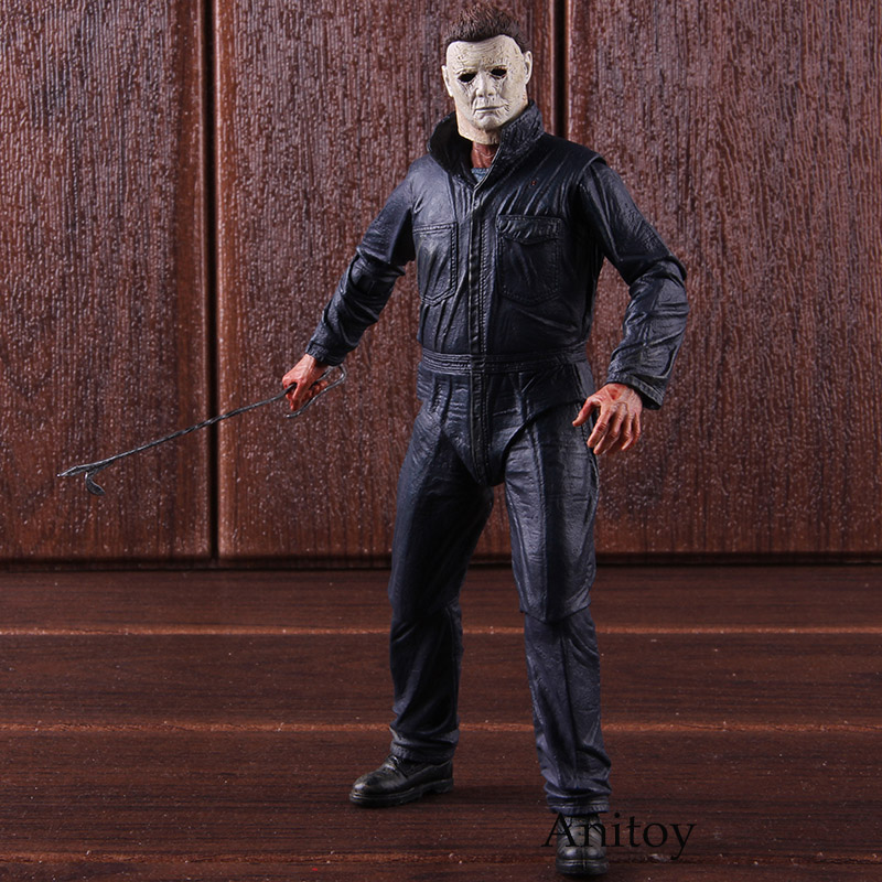 figurine michael myers halloween 18 cm anitoy