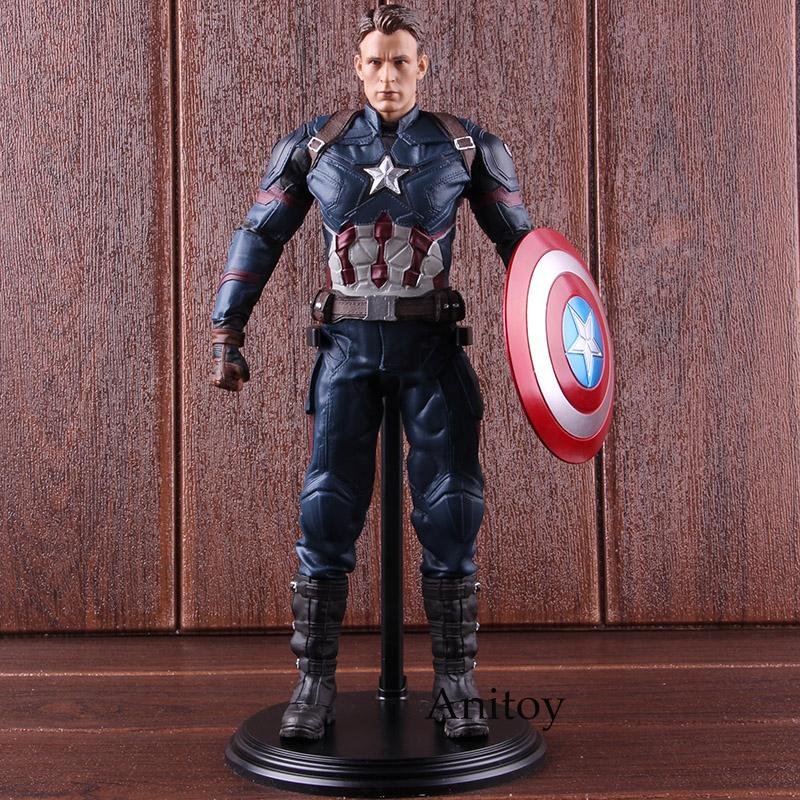figurine captain america 30 cm anitoy