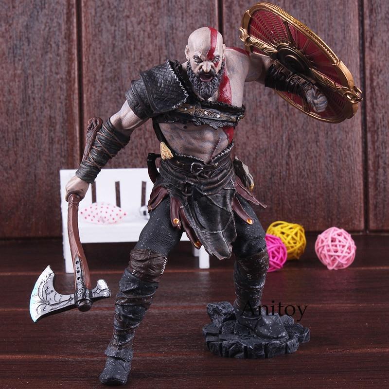figurine kratos god of war 20 cm anitoy