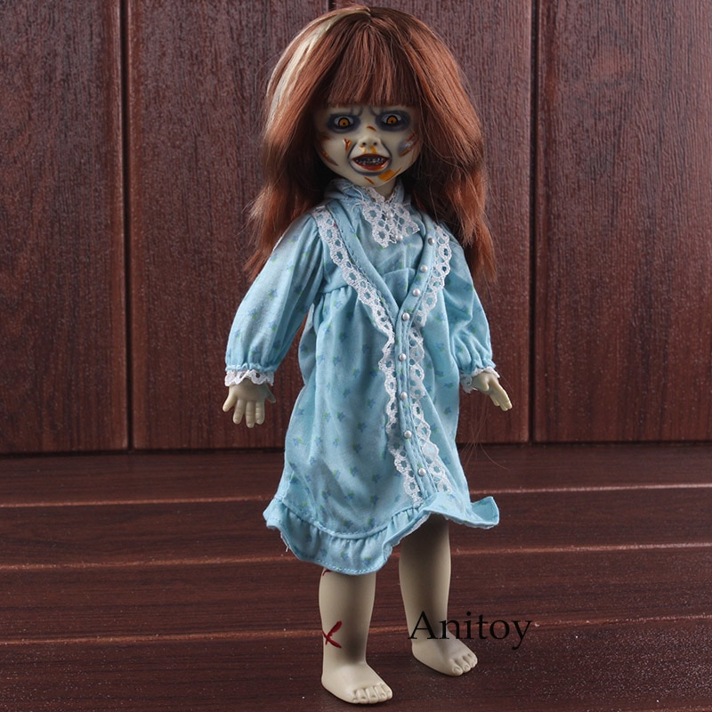 figurine l\' exorcisme 25 cm anitoy