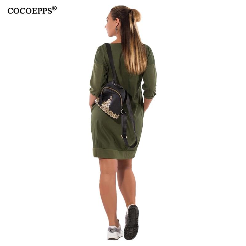 2017-5xl-6xl-Lettre-Imprimer-Nouvelle-robes-de-femmes-grande-taille-Hiver-Chaud-Robe-grande-taille