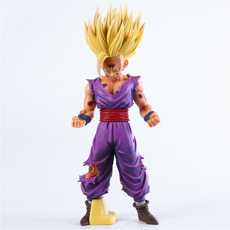 figurine saiyan dragon ball z 25 cm flevans
