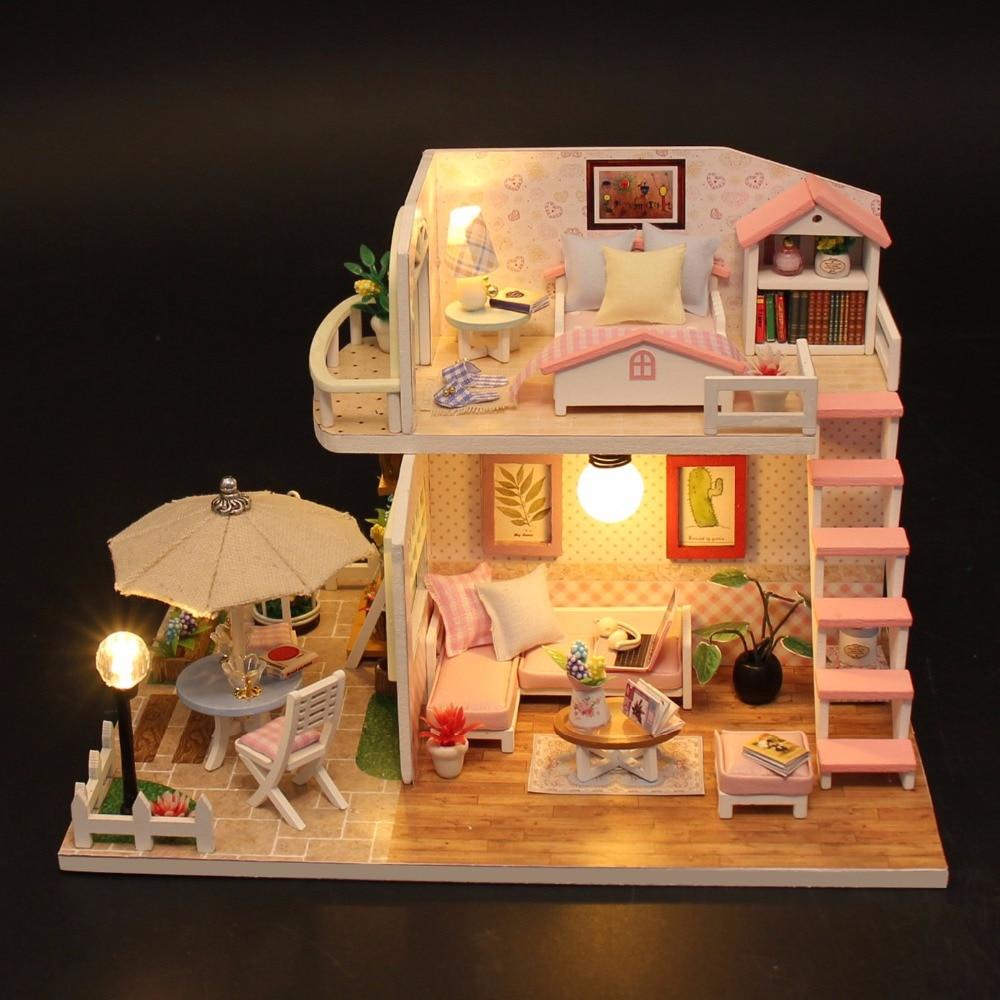 maison de poupée miniature a fabriquer universe m033