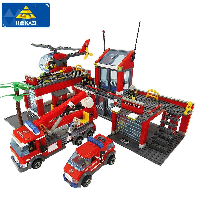 blocs de construction 774 pièces kazi 8051