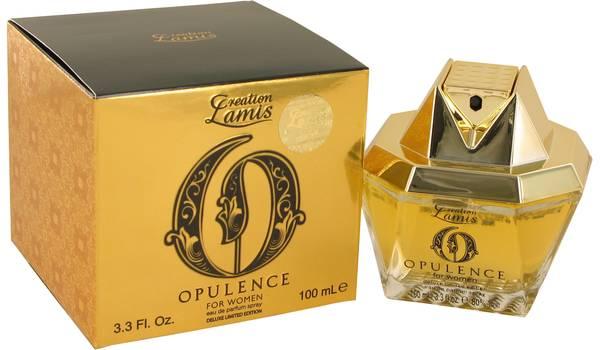 eau de parfum générique 100 ml pour femme lamis opulence