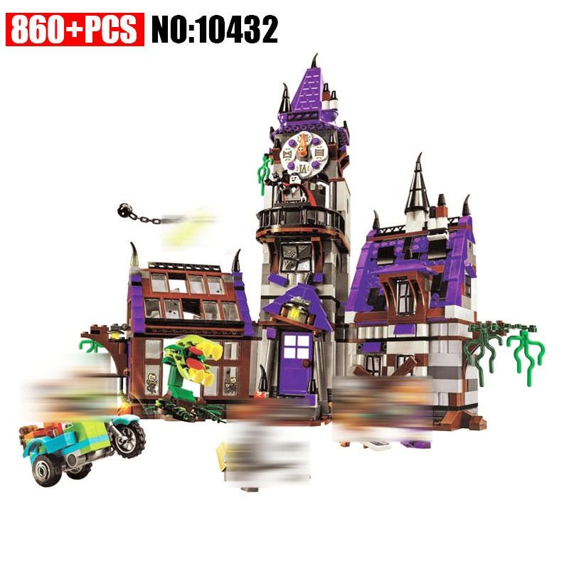 blocs de construction scooby doo aiboully 3 modeles au choix