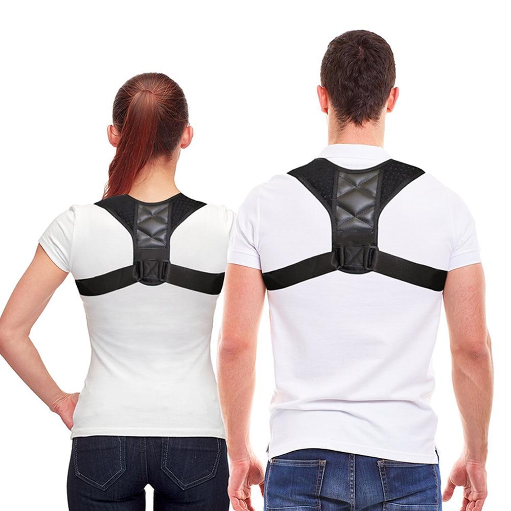 correcteur de posture redresse dos pour femme et homme M ou L