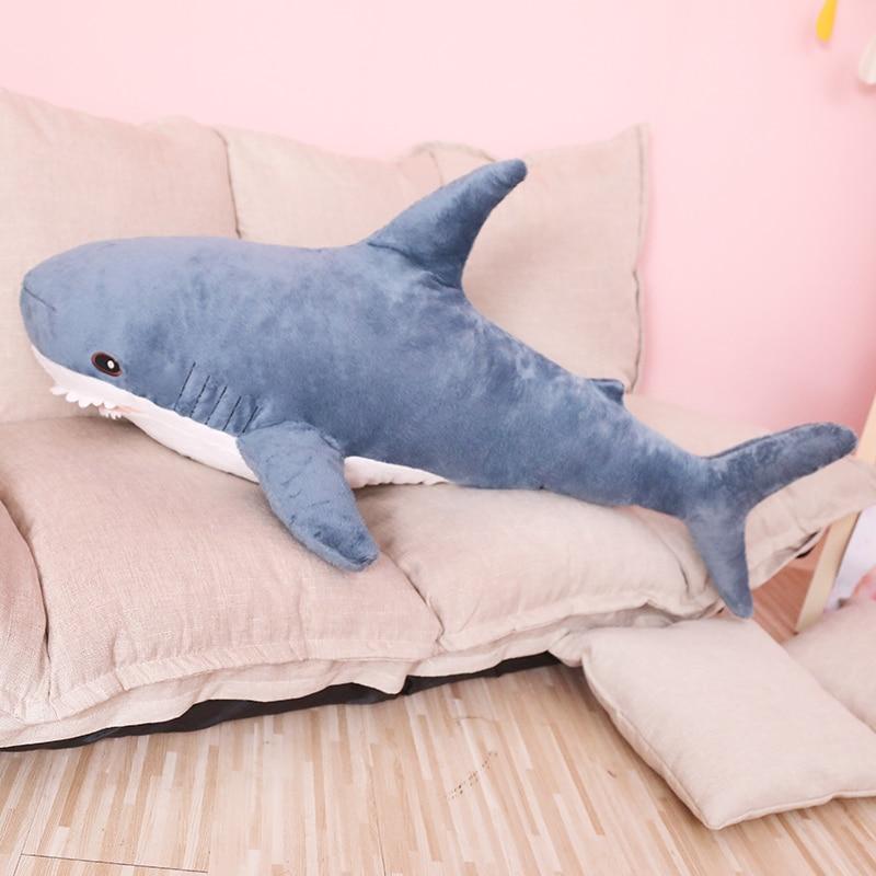 peluche requin 80/100 cm XMJLXSY