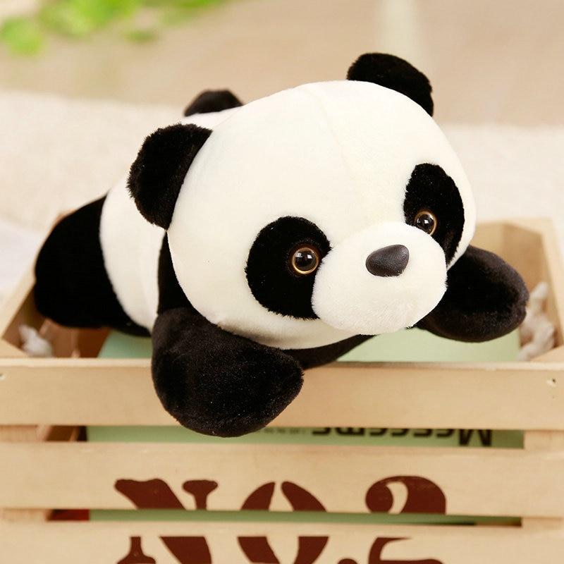 Panda peluche geante 30-60 cm Yesfeier