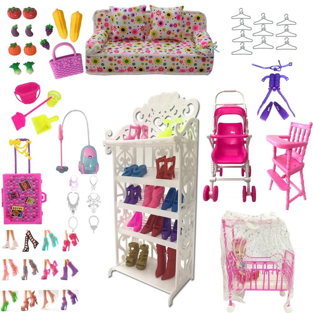 Accessoires barbie divers modèles