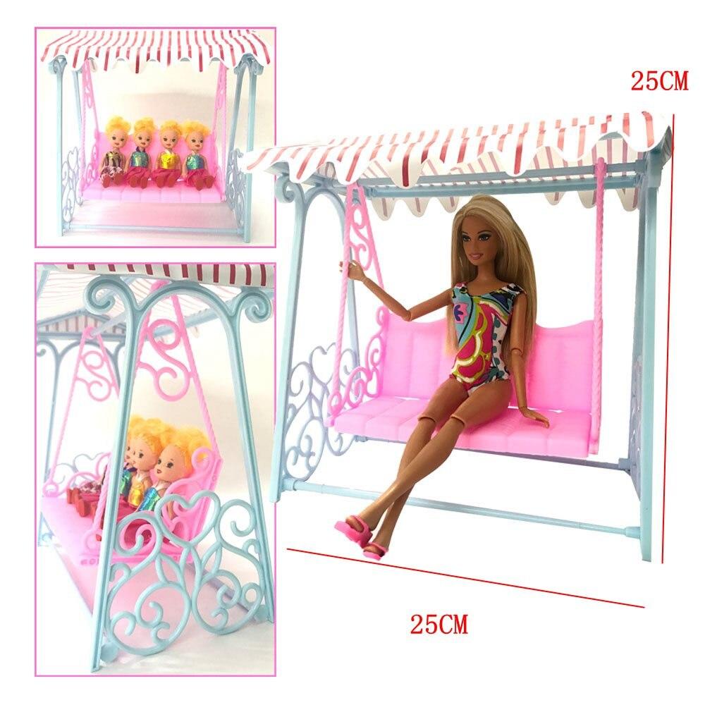 balancelle pour barbie